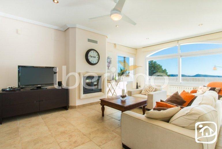 Villa   à Moraira pour 10 personnes avec piscine privée, vue mer et climatisation p12