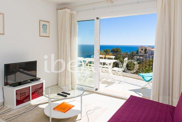 Villa   à Javea pour 2 personnes avec belle vue mer p1