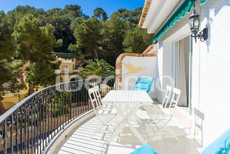 Villa   à Javea pour 2 personnes avec belle vue mer p3