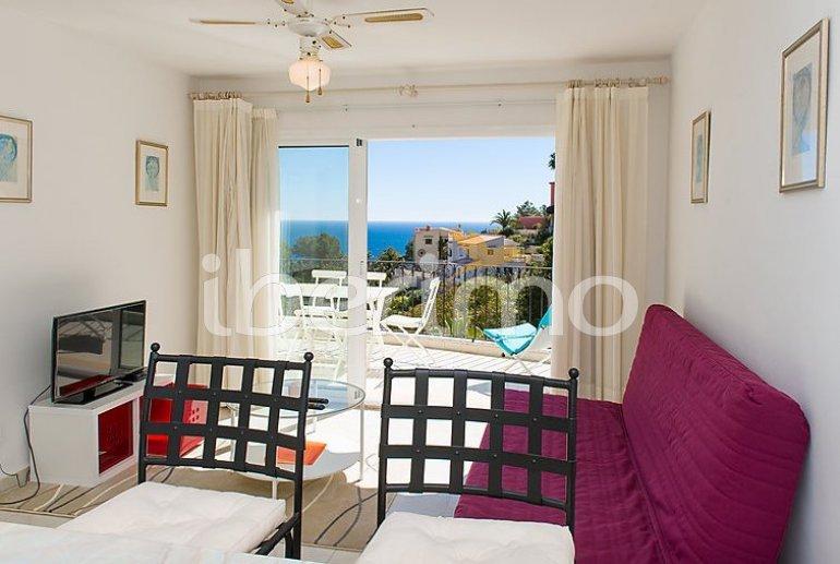 Villa   à Javea pour 2 personnes avec belle vue mer p4