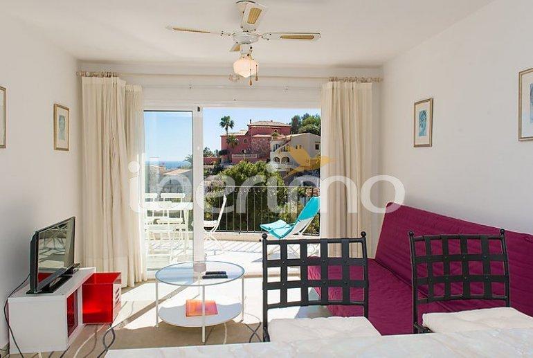 Villa   à Javea pour 2 personnes avec belle vue mer p5