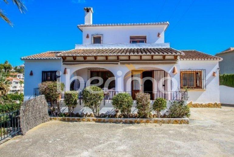 Villa   à Moraira pour 8 personnes avec piscine privée p7