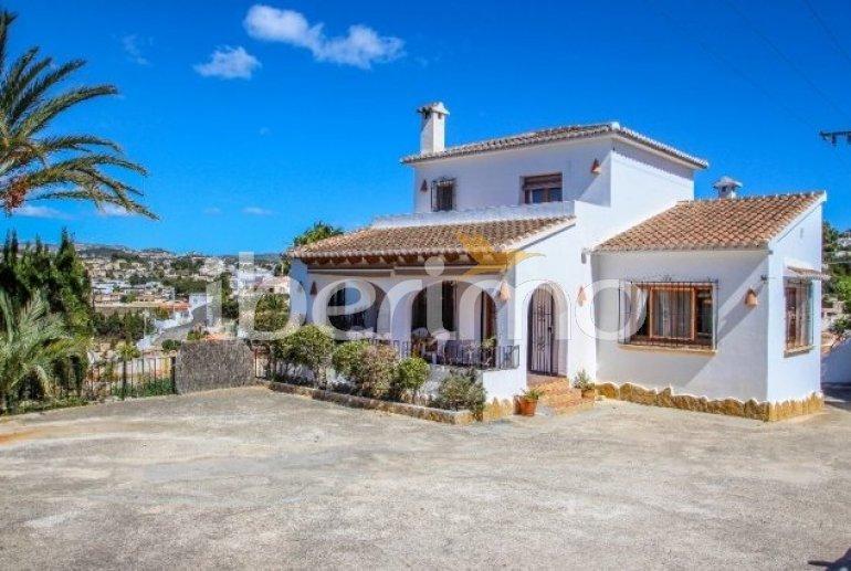 Villa   à Moraira pour 8 personnes avec piscine privée p10