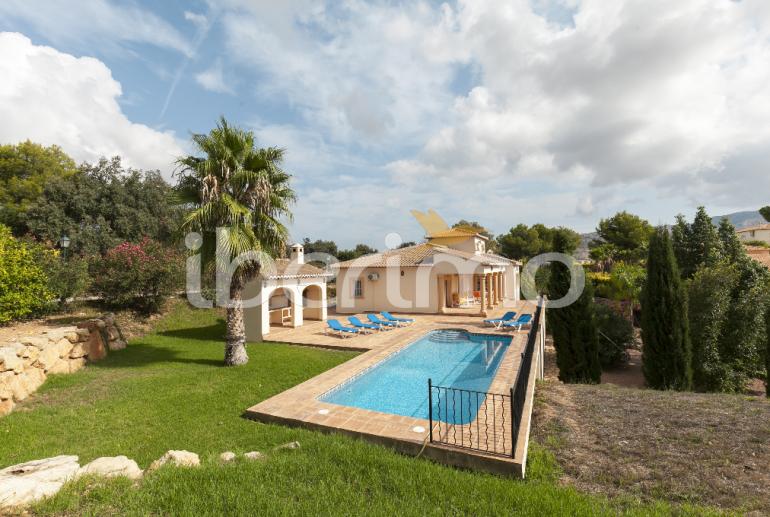 Villa   à Denia pour 6 personnes avec piscine privée p5