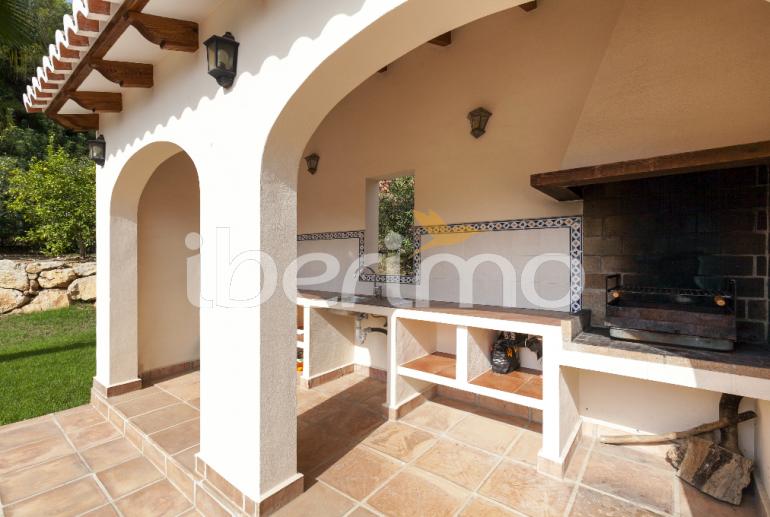 Villa   à Denia pour 6 personnes avec piscine privée p20