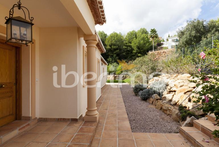 Villa   à Denia pour 6 personnes avec piscine privée p22