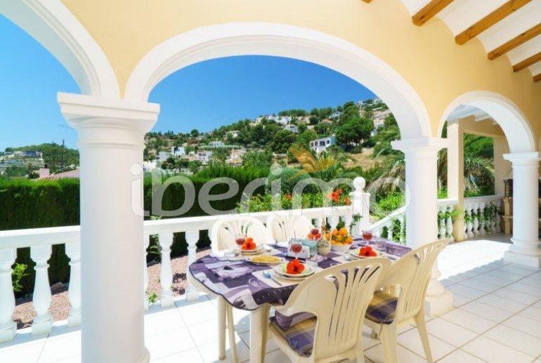 Villa   à Moraira pour 8 personnes avec piscine privée p5