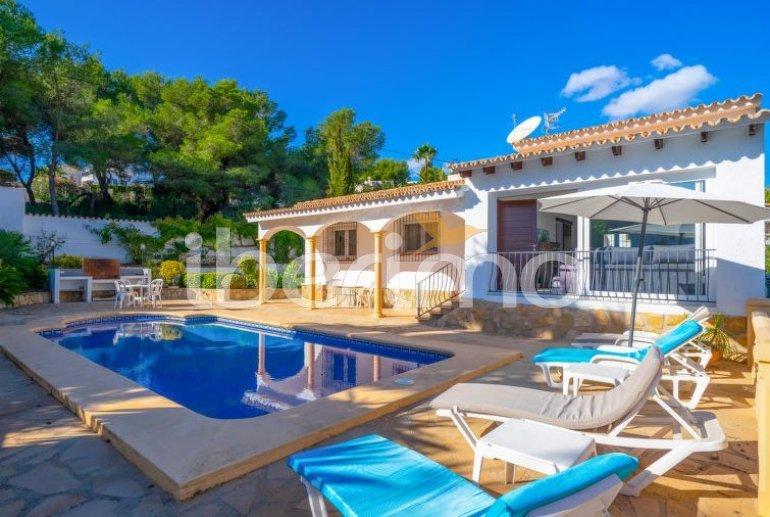 Villa   à Moraira pour 5 personnes avec piscine privée p2
