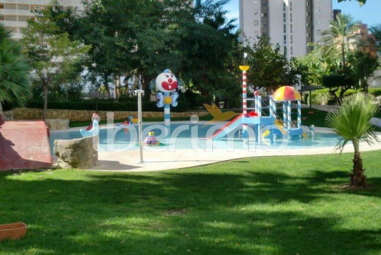 Appartement   à Benidorm pour 3 personnes avec piscine commune p3