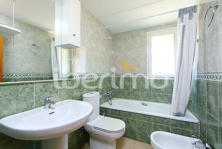 Appartement   à Benidorm pour 5 personnes avec piscine commune p14