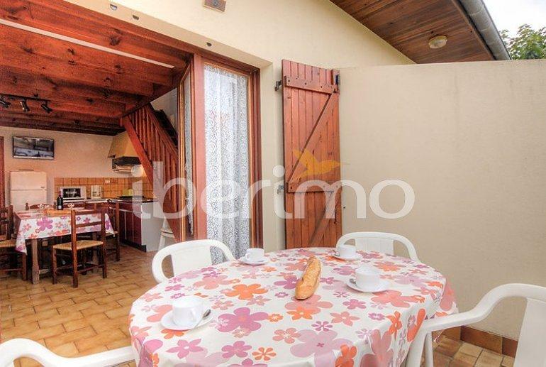 Villa   à Mimizan pour 5 personnes avec télévision p3