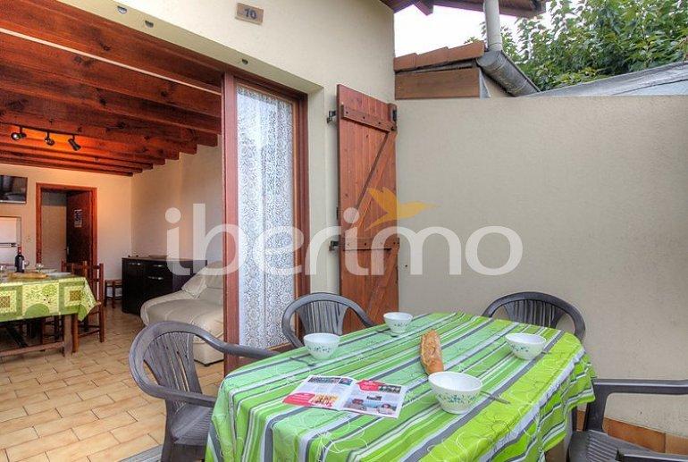 Villa   à Mimizan pour 5 personnes avec télévision p0