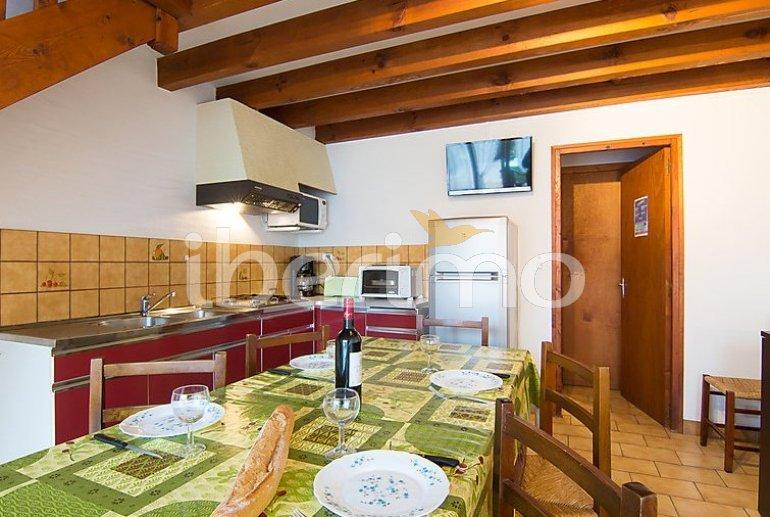 Villa   Mimizan para 5 personas con tv p5