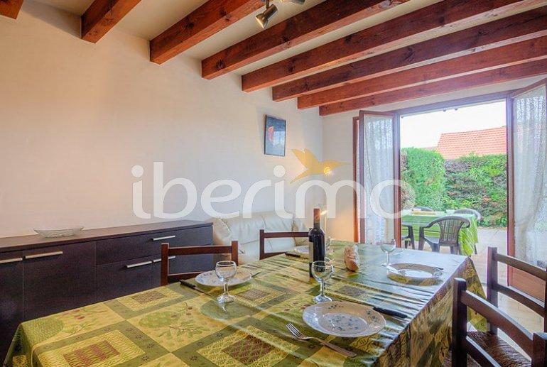 Villa   Mimizan para 5 personas con tv p7