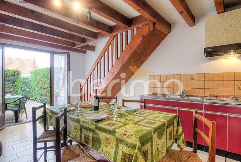 Villa   Mimizan para 5 personas con tv p8