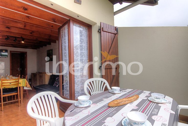 Villa   Mimizan para 5 personas con tv p0