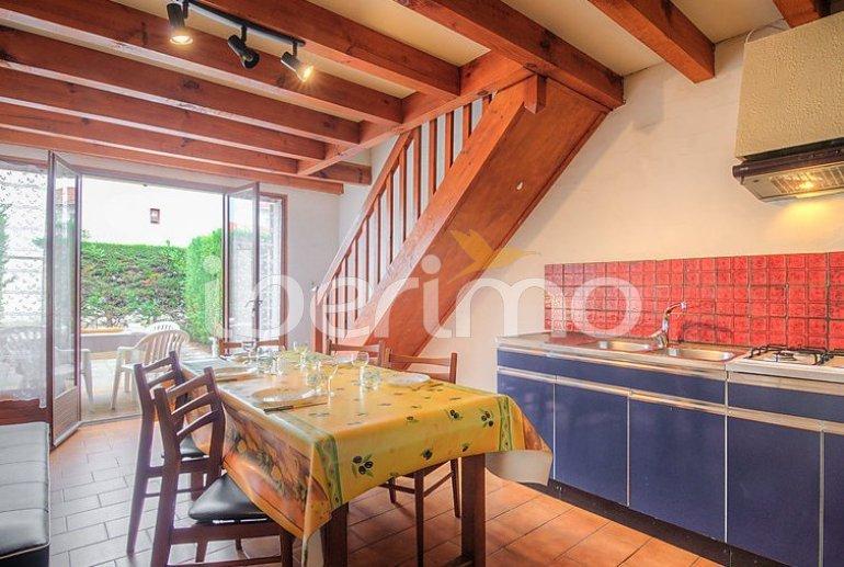 Villa   Mimizan para 5 personas con tv p6