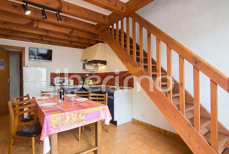 Villa   à Mimizan pour 5 personnes avec télévision p4