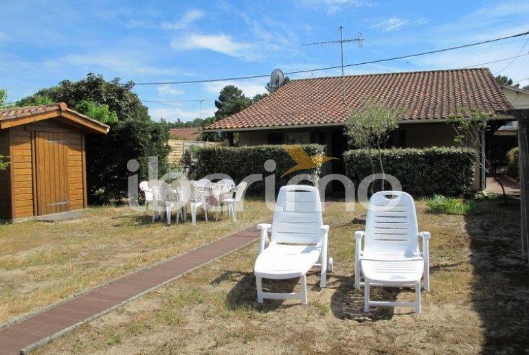 Villa   à Mimizan pour 5 personnes avec lave-vaisselle p0