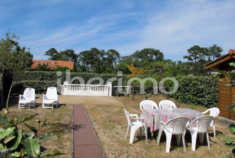 Villa   à Mimizan pour 5 personnes avec lave-vaisselle p1