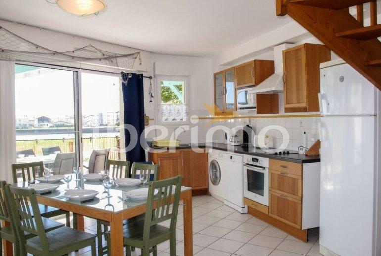 Villa   à Mimizan pour 6 personnes avec lave-vaisselle p9