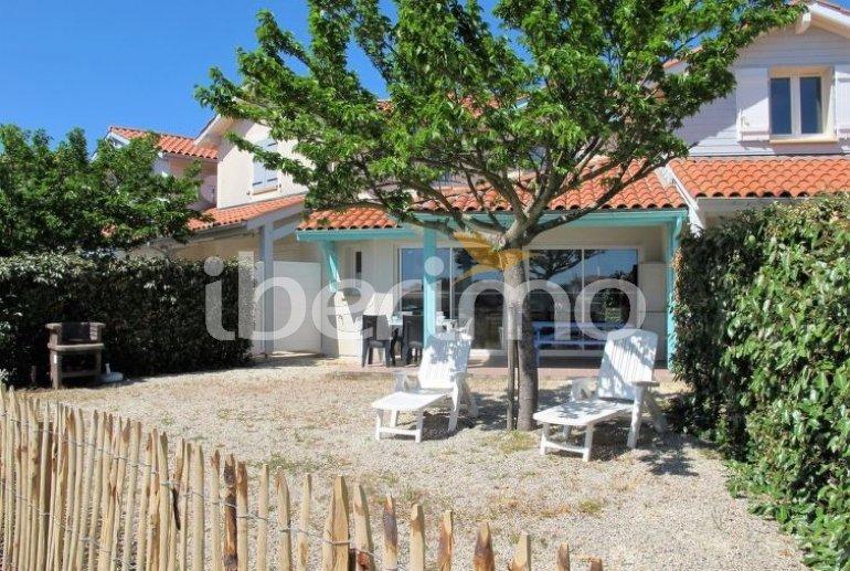 Villa   à Mimizan pour 6 personnes avec lave-vaisselle p2