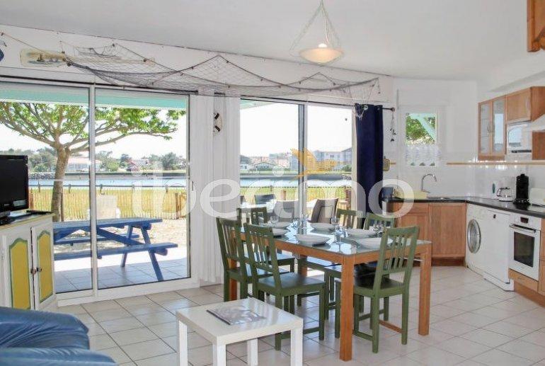Villa   à Mimizan pour 6 personnes avec lave-vaisselle p8