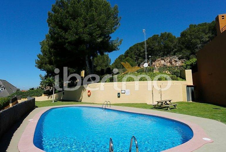 Villa   à Torredembarra pour 6 personnes avec piscine commune p2