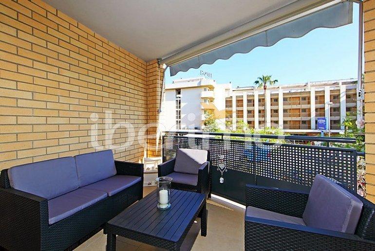 Appartement   à Cambrils pour 5 personnes avec piscine commune p3