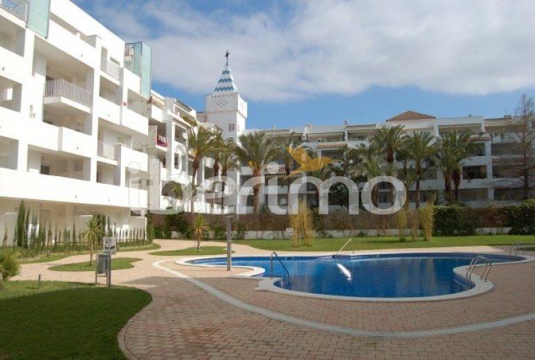 Appartement   à Rosas pour 4 personnes avec piscine commune p0