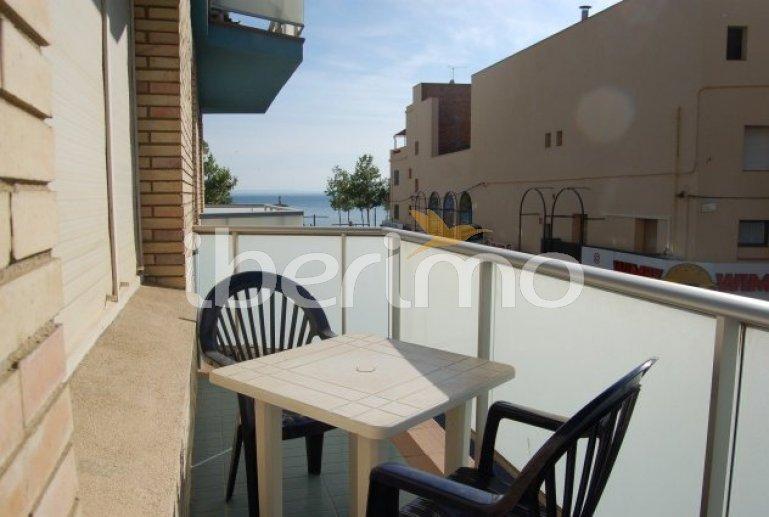 Appartement   à Rosas pour 6 personnes avec petite vue mer p1