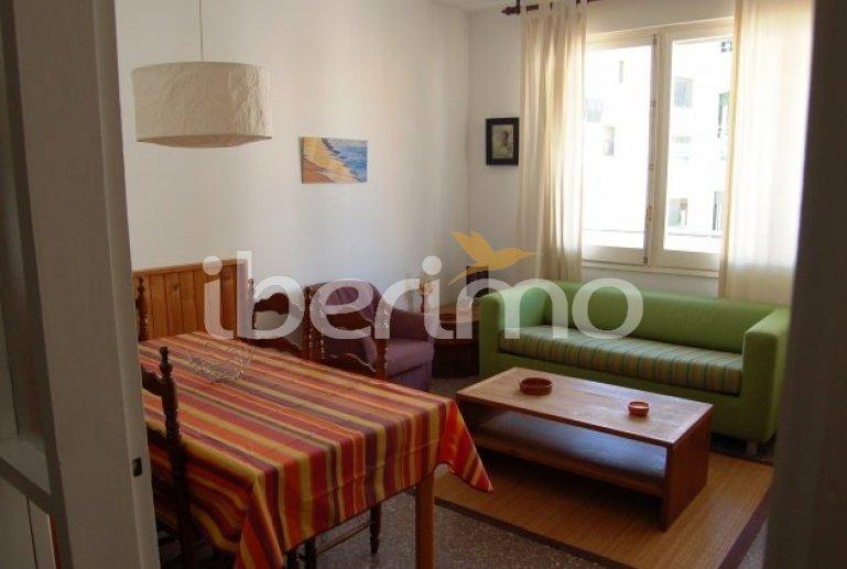 Appartement   à Rosas pour 6 personnes avec petite vue mer p2