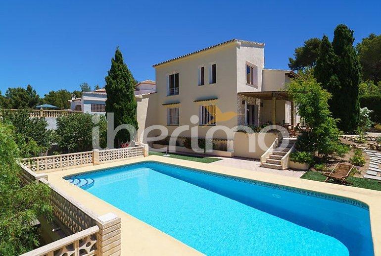 Villa   à Moraira pour 6 personnes avec piscine privée p0