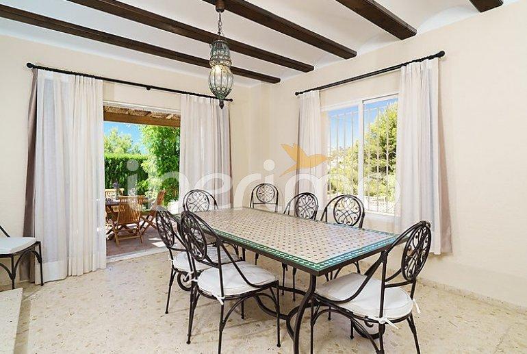 Villa   à Moraira pour 6 personnes avec piscine privée p3