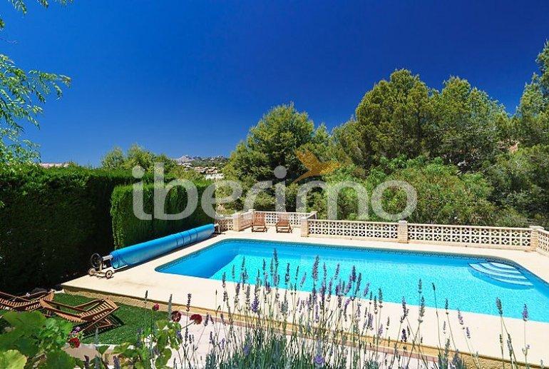 Villa   à Moraira pour 6 personnes avec piscine privée p5