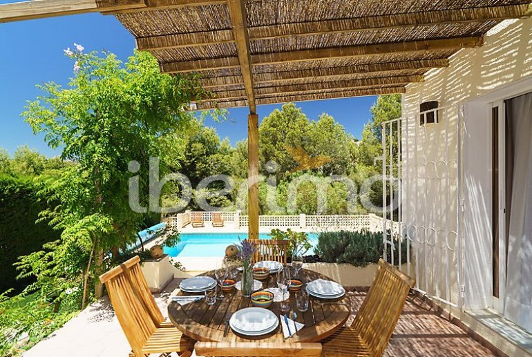 Villa   à Moraira pour 6 personnes avec piscine privée p7