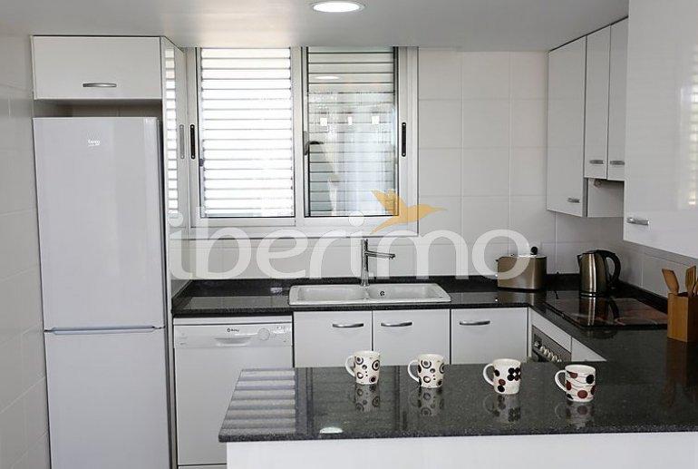 Villa   à L'Ampolla pour 6 personnes avec piscine commune p10