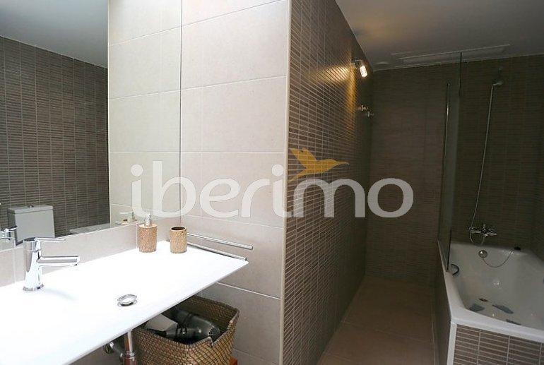 Villa   à L'Ampolla pour 6 personnes avec piscine commune p12