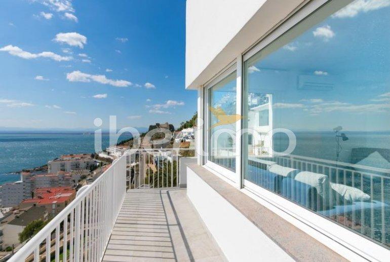 Villa   à Rosas pour 6 personnes avec belle vue mer p3
