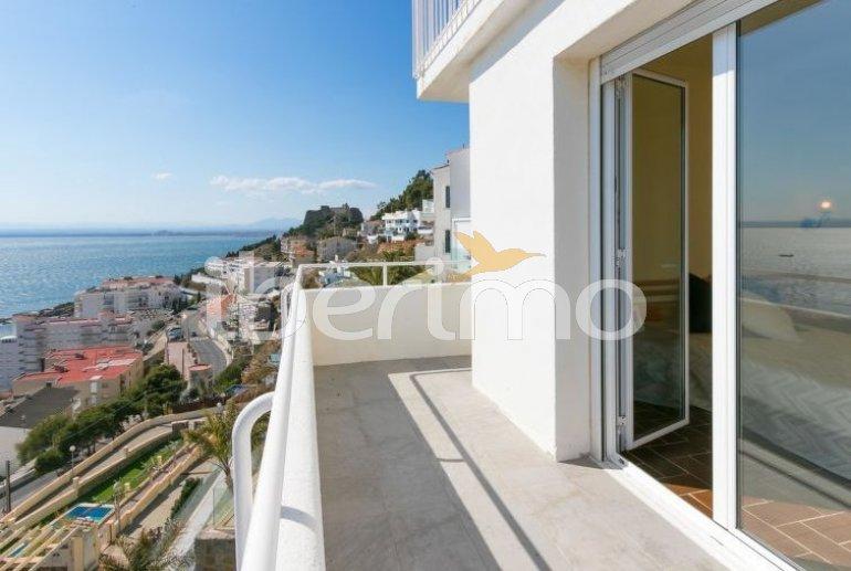 Villa   à Rosas pour 6 personnes avec belle vue mer p4
