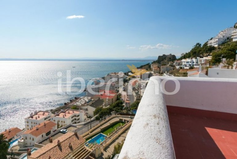 Villa   à Rosas pour 6 personnes avec belle vue mer p7