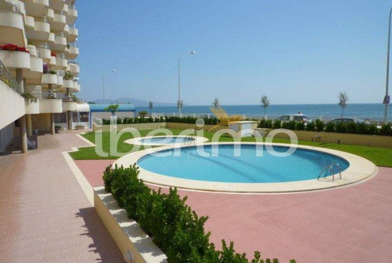 Appartement   à L'Escala pour 4 personnes avec piscine commune et vue mer p3