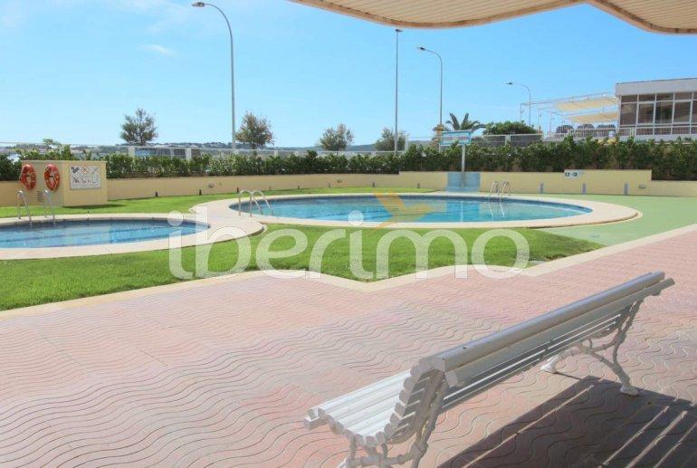 Appartement   à L'Escala pour 4 personnes avec piscine commune et vue mer p4