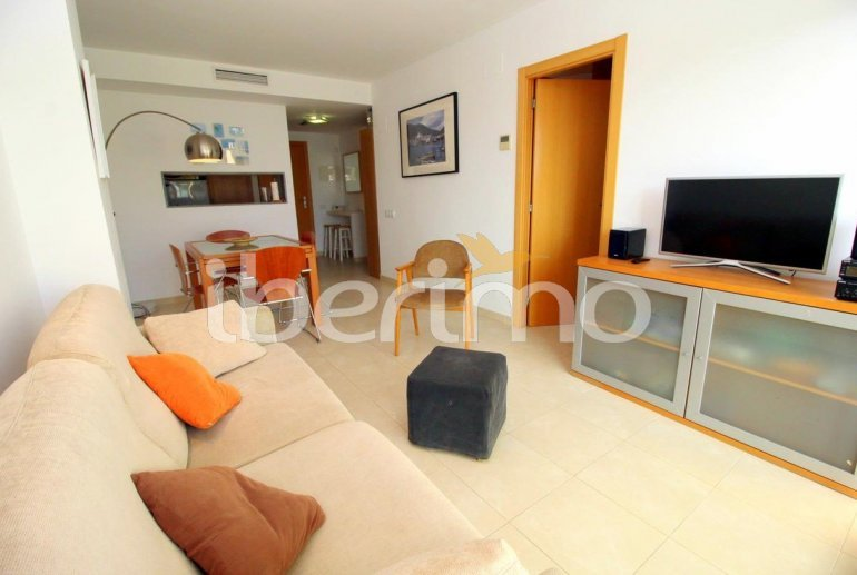 Appartement   à L'Escala pour 4 personnes avec parking privé, climatisation et proche mer p6