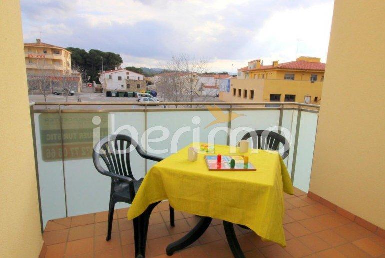 Appartement   à L'Escala pour 4 personnes avec parking privé, climatisation et proche mer p2