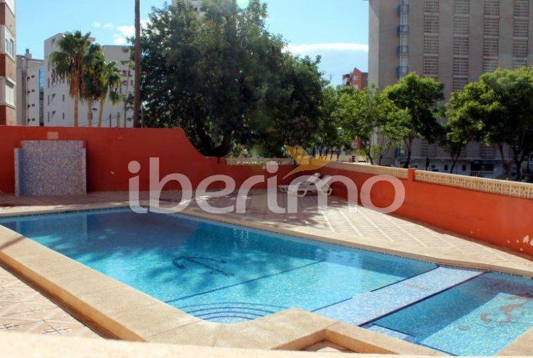 Appartement   à Benidorm pour 2 personnes avec piscine commune p0