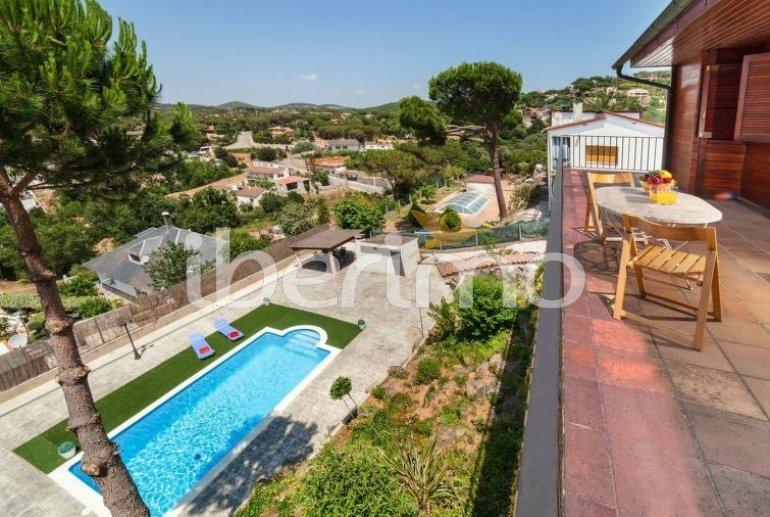 Villa   à Tordera pour 6 personnes avec piscine privée p3