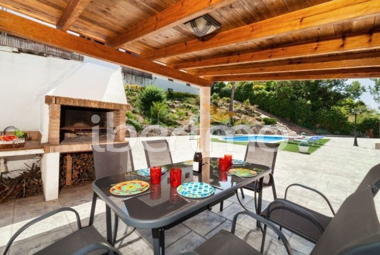 Villa   à Tordera pour 6 personnes avec piscine privée p7