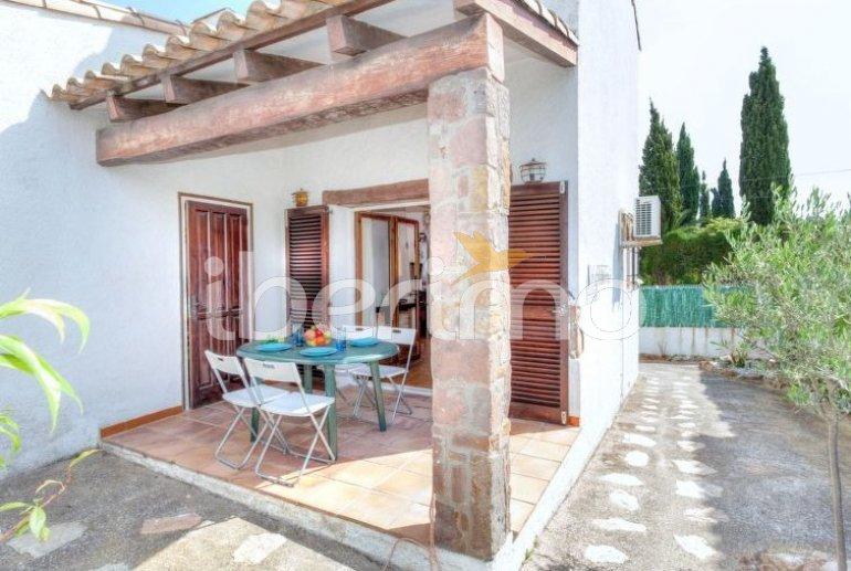 Villa   à L'Escala pour 4 personnes avec lave-linge p1