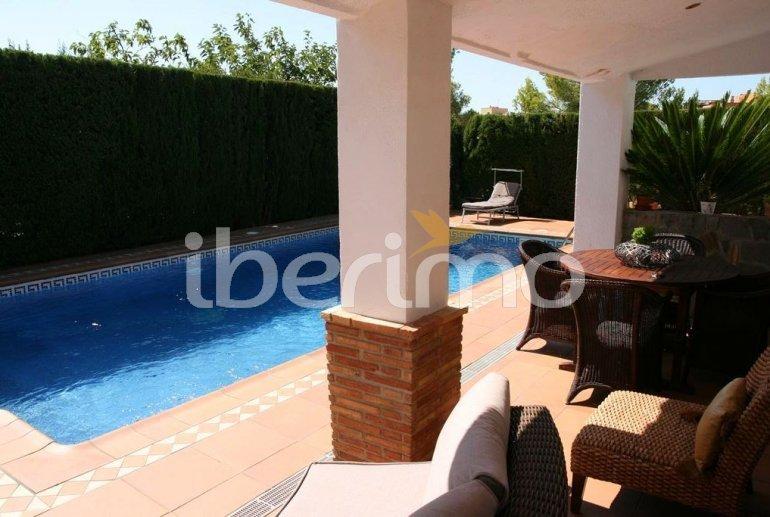 Villa   à Ametlla de Mar pour 6 personnes avec piscine privée p3